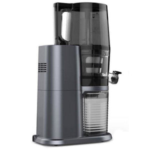 Hurom H34 One Stop Juicer Midnight Blue Back