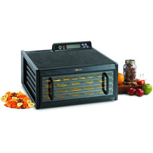 Excalibur Food Dehydrator 4548CDB Produce