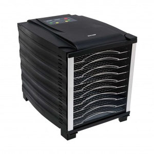 BioChef Food Dehydrator Arizona 10 Tray Black
