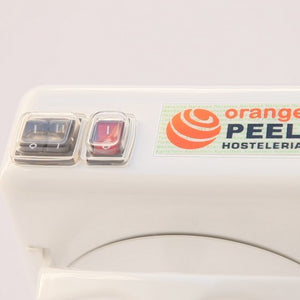 PelaMatic Orange Peeler Professional Controls