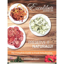 Excalibur Food Dehydrator D902 - 9 Tray, Stainless Steel, 26 Hour Timer