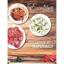 Excalibur Book, Preserve It Naturally 4th Ed