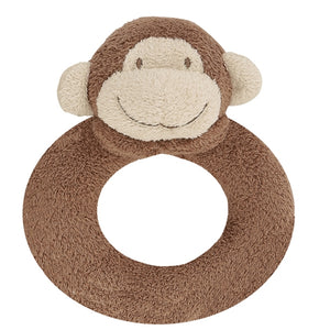 Angel Dear - Ring Rattle - Monkey