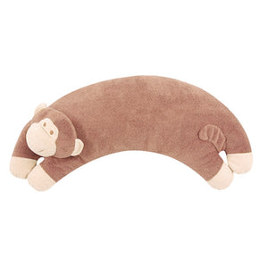 Angel Dear - Curved Pillow - Monkey