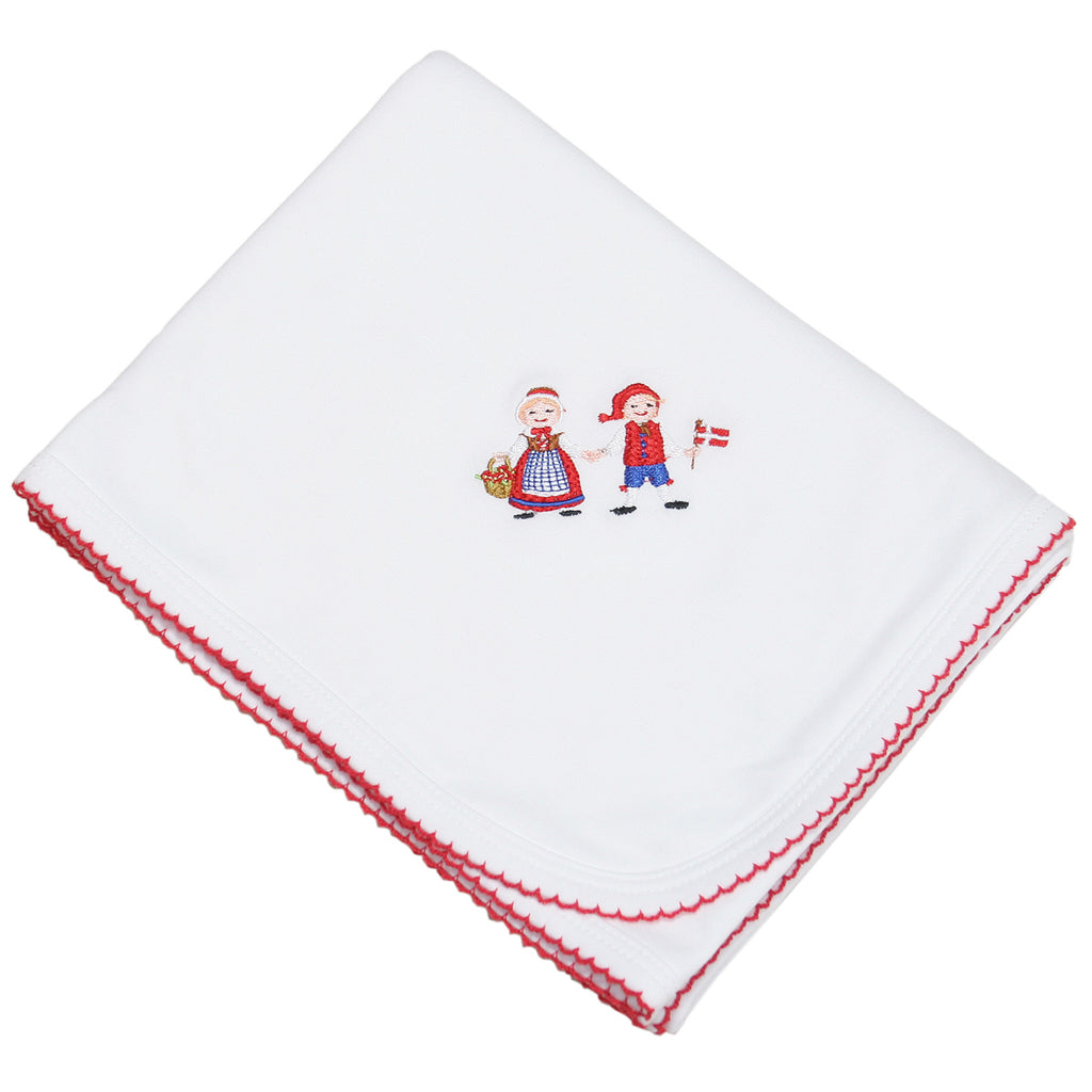 Kissy Kissy - Danish Days Blanket