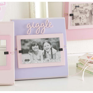 Mud Pie - Mud Pie - Giggle Small Frame
