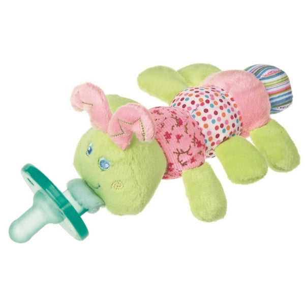 Mary Meyer  - Mary Meyer  - Cutsie Caterpillar WubbaNub Pacifier