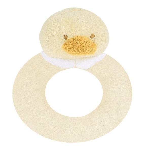 Angel Dear - Ring Rattle - Ducky