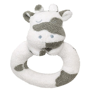 Angel Dear - Ring Rattle - Cow