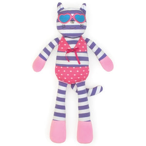 Apple Park - Farm Buddies Catnap Kitty Plush Toy