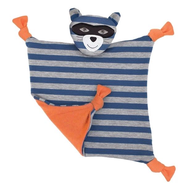Apple Park - Farm Buddies Robbie Raccoon Blankie