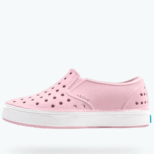 Native Shoes - Miles - Princess Pink-Shell White