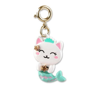 CHARM IT! - Gold Purrmaid Charm