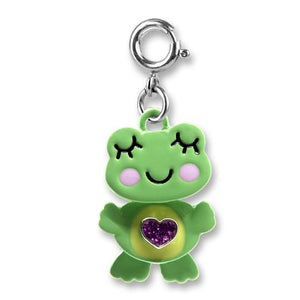 CHARM IT! - Swivel Frog Charm