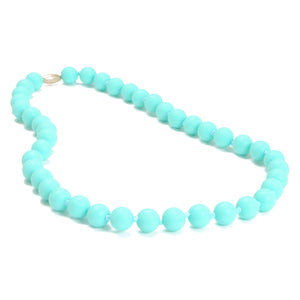 Chewbeads - Jane Necklace - Turquoise