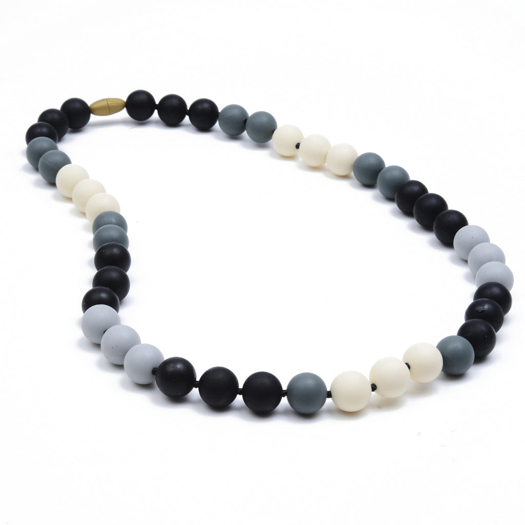 Chewbeads - Bleecker Necklace - Black