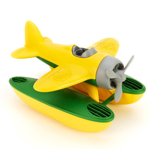 Green Toys - Seaplane - Yellow