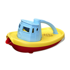 Green Toys - Tug Boat - Blue