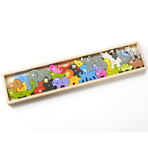 BeginAgain Toys - Animal Parade A to Z