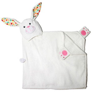 Zoocchini - Kids Hooded Towel - Bella the Bunny
