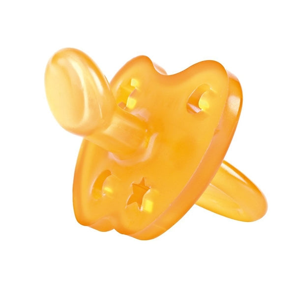 Hevea - Star and Moon Natural Rubber Pacifier