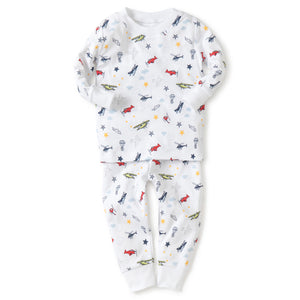 Kissy Kissy - Aviators Toddler Pajama Set