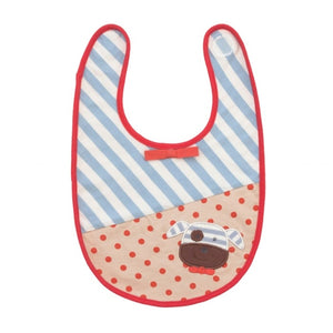 Apple Park -  Farm Buddies Boxer The Dog Bib