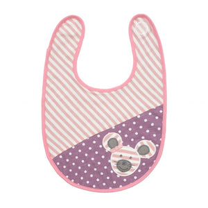 Apple Park -  Farm Buddies Ballerina Mouse Bib