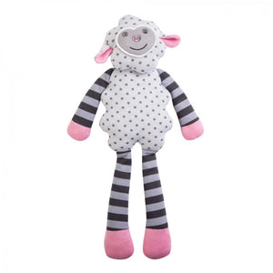 Apple Park -  Farm Buddies Dreamy Sheep Plush Toy