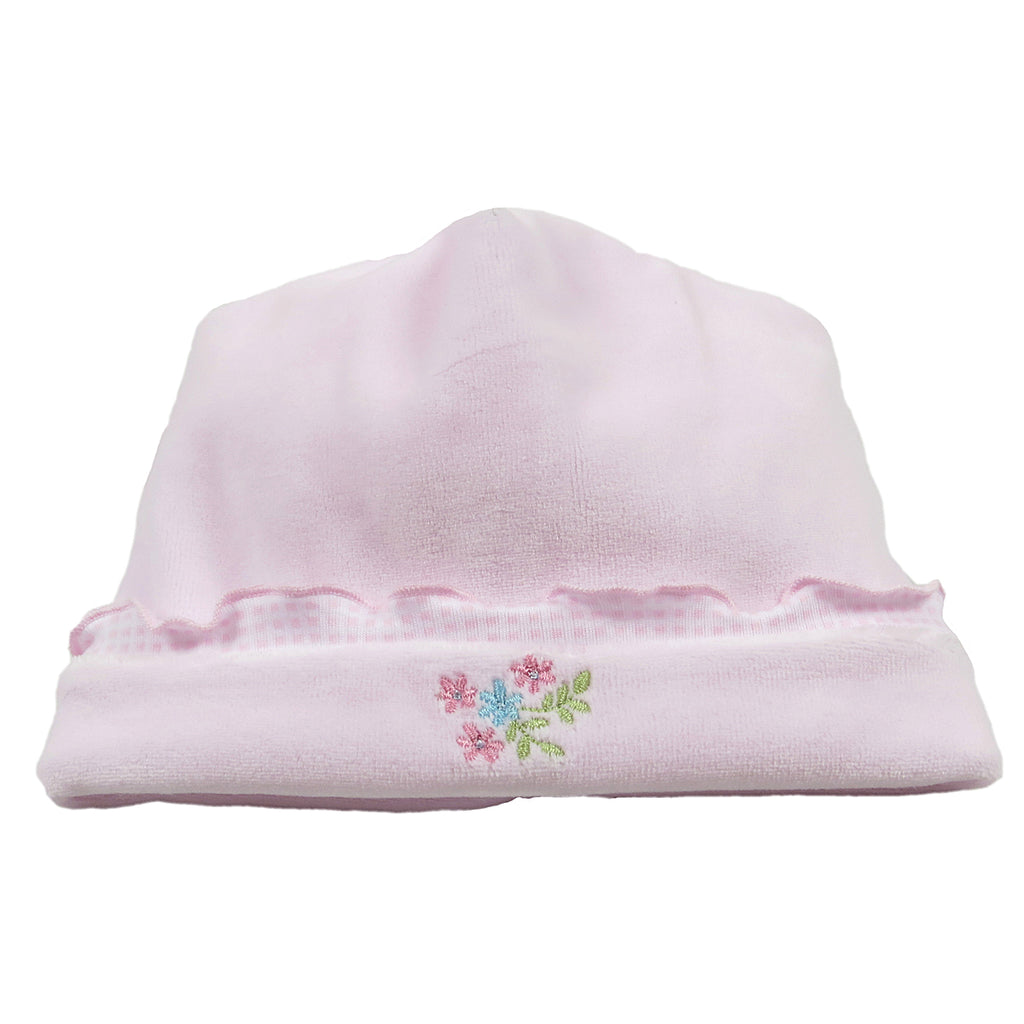 Kissy Kissy - Dreamland  Velour Hat - Pink