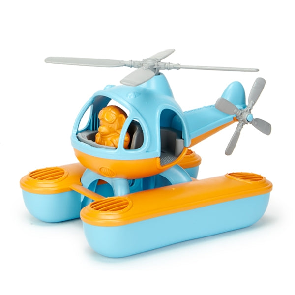 Green Toys -  Seacopter - Blue