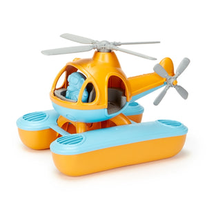 Green Toys -  Seacopter - Orange