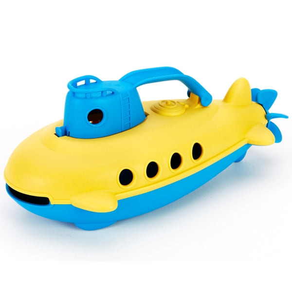 Green Toys - Submarine - Blue