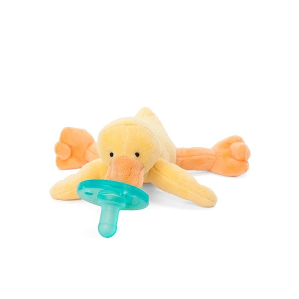 WubbaNub Pacifiers - Baby Yellow Duck