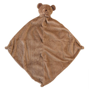 Angel Dear - Blankie - Brown Bear