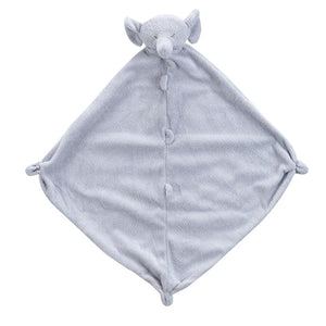Angel Dear - Blankie - Grey Elephant