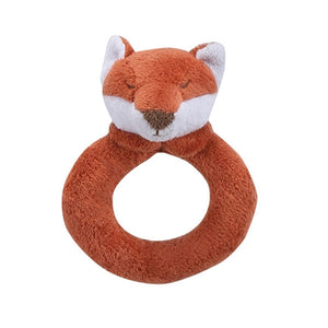 Angel Dear - Ring Rattle - Fox