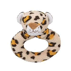Angel Dear - Ring Rattle - Leopard