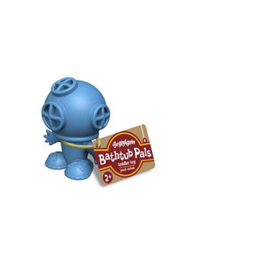 Beginagain Toys - Bathtub Pals - Blue Diver