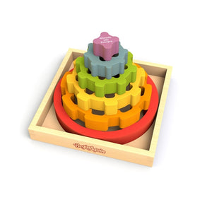 Beginagain Toys - Gear Stacker