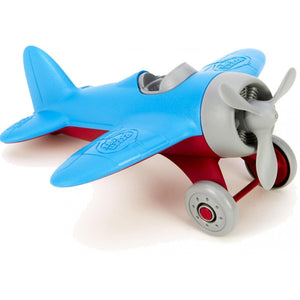 Green Toys - Airplane - Blue