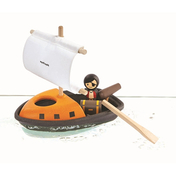 Plan Toys - Pirate Boat