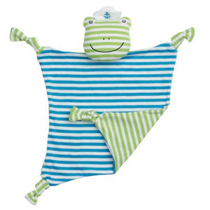 Apple Park - Farm Buddies Blankie - Skippy the Frog