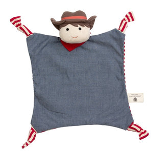 Apple Park - Farm Buddies Blankie - Barnyard Billy