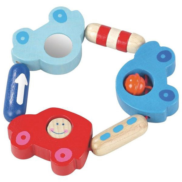 Haba - Clutching Toy Toot Toot