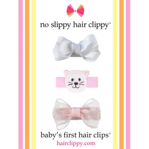 No Slippy Hair Clippy - Novelty Gift Pack A - Multi Colored
