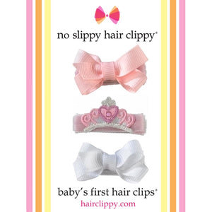 No Slippy Hair Clippy - Novelty Gift Pack B - Multi Colored
