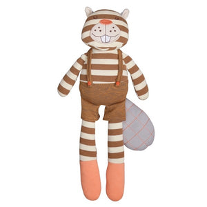 Apple Park - Farm Buddies Plush - Buster Beaver