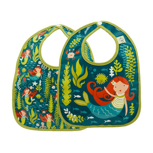 Ore - Mini Bib Gift Set-of-Two - Isla the Mermaid