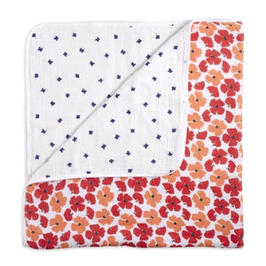 Aden and Anais - Flora - Dream Blanket
